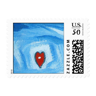 ONE HEART POSTAGE