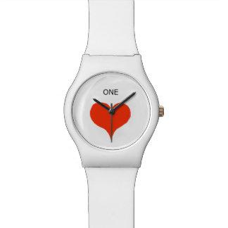 """""""One Heart"""" Wrist Watch"""