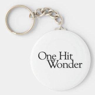 One Hit Wonder Keychain