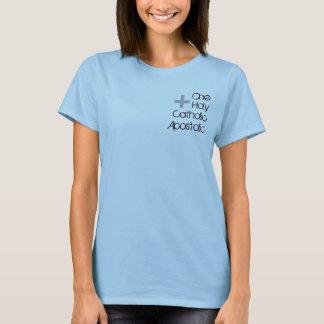 One Holy Catholic Apostolic T-Shirt