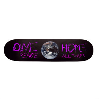 One*Home - Peace, All*Ways Skateboards