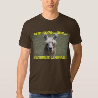 One Hope... One Extreme Llama T-Shirt
