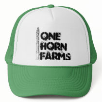 One Horn Farms Hat