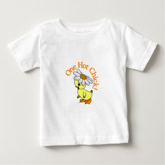One Hot Chick! Baby T-Shirt