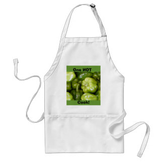 One HOT Cook! Adult Apron