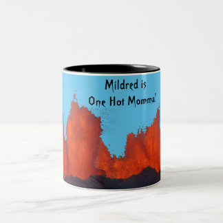 One Hot Momma! Coffee Mug