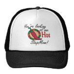 One Hot StepMom Trucker Hat