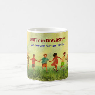 One Human Family Coffee Mug