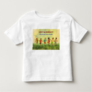 One Human Family Toddler T-shirt