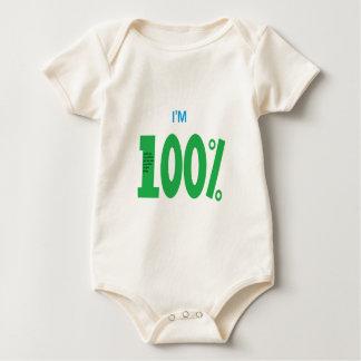 One Hundred Baby Bodysuit