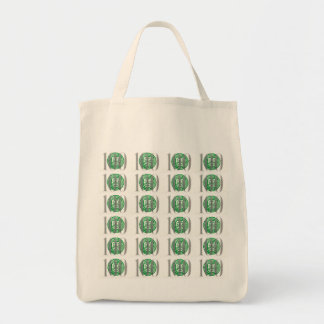 One Hundred Dollar Bill Grocery Tote Bag