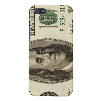 One hundred dollar bill iphone 4 case