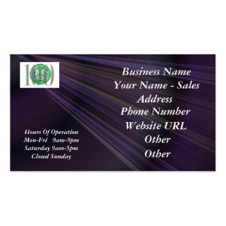 One Hundred Dollar Business Card