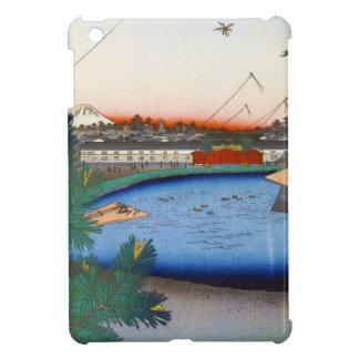 One Hundred Famous Views of Edo Ando Hiroshige iPad Mini Cases