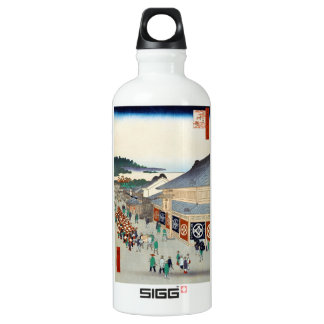 One Hundred Famous Views of Edo Ando Hiroshige SIGG Traveler 0.6L Water Bottle