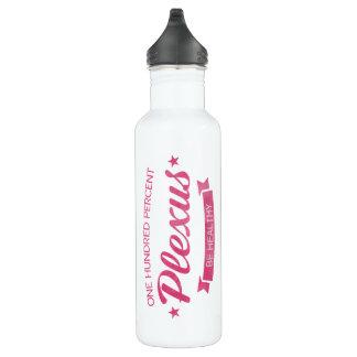 One Hundred Percent Plexus! Stainless Steel Water Bottle