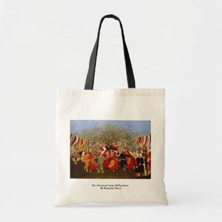 One Hundred Years Of Freedom,  By Rousseau Henri Bag