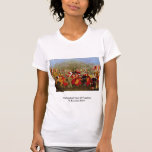 One Hundred Years Of Freedom,  By Rousseau Henri Tees
