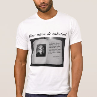 one hundred years of solitude tee shirt