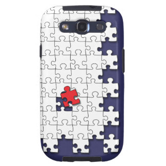 One in 110 - Autism Awareness Samsung Galaxy SIII Covers