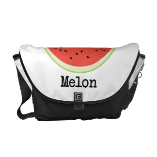 One in a Melon Courier Bag