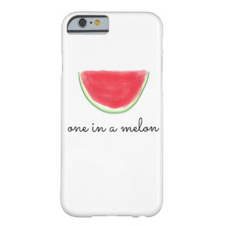 """One In A Melon"" iPhone Case"