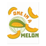 One In A Melon Postcard
