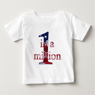 One In A Million Baby T-Shirt