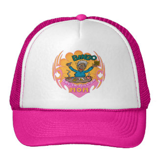 One In A Million Bingo Mothers Day Gifts Trucker Hat