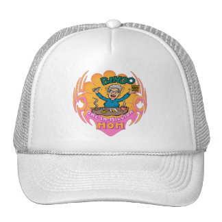 One In A Million Gambling Mothers Day Gifts Trucker Hat
