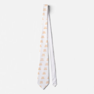 one in a millon neck tie