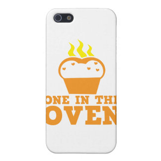 one in the oven iPhone SE/5/5s cover