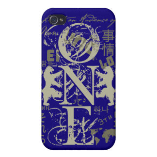ONE iPhone 4/4S CASE