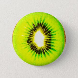 one kiwi customizable pinback button