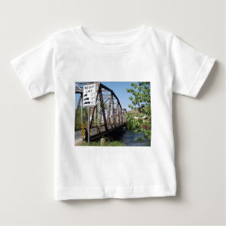 One Lane Bridge Baby T-Shirt
