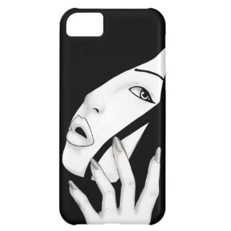 One Last Caress Girl Cover For iPhone 5C