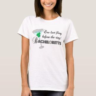 One last fling! Bachelorette Party T-Shirt