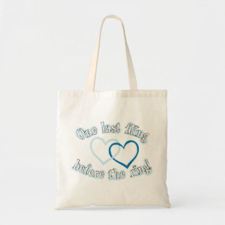 One Last Fling Before the Ring Tote Bag