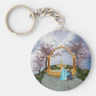 One Last Kiss Goodbye Keychain