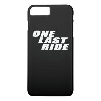 ONE LAST RIDE iPhone 7 PLUS CASE