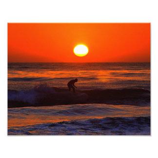 One Last Wave... Photo Art