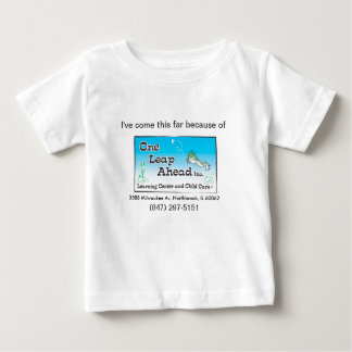 One Leap Ahead t-shirt