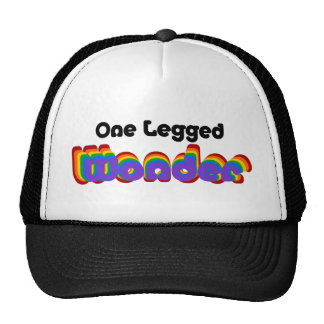 One Legged Wonder Hats