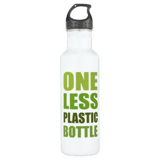 One Less Plastic Bottle