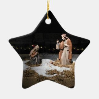 One Life Ceramic Ornament