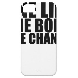 One Life One Body One Chance T-Shirts.png iPhone SE/5/5s Case