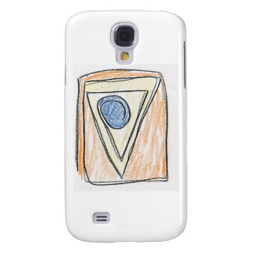 One Line of Many Shapes Samsung Galaxy S4 Cover