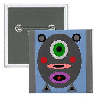One Little Piggy Buttons