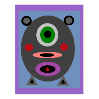 One Little Piggy Postcard