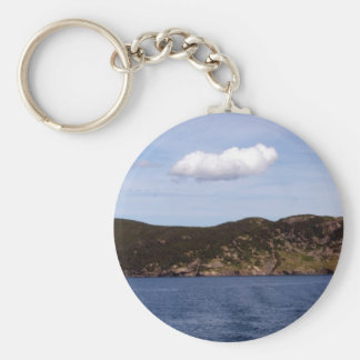 One Lonely Cloud Key Chain